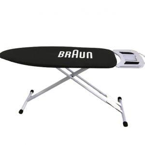 שולחן גיהוץ בראון BRAUN דגם BR-33