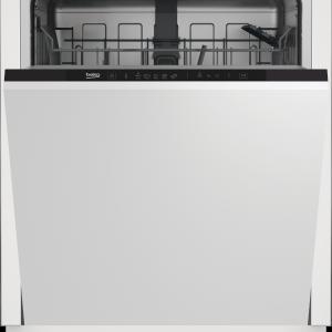 מדיח כלים רחב אינטגראלי בקו beko דגם DIN36421