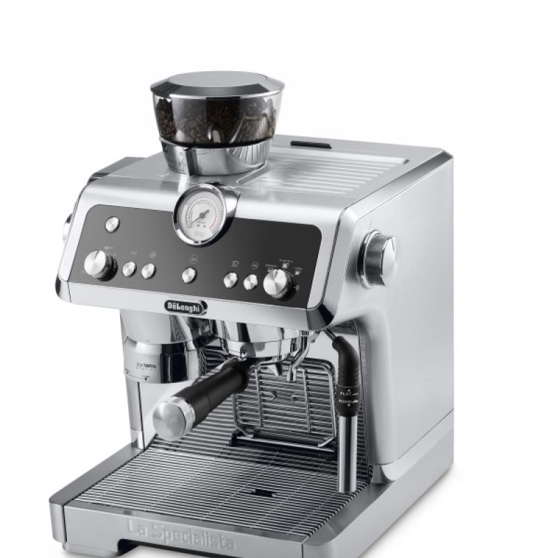 מכונת קפה ידנית חכמה דלונגי DeLonghi דגם EC9335.M