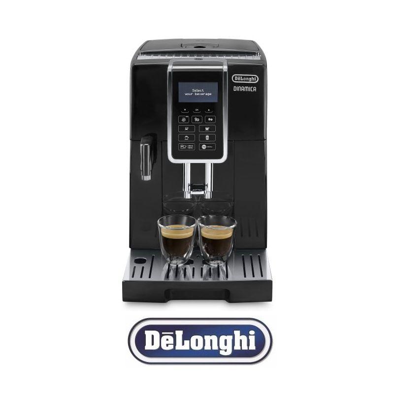 DeLonghi מכונת אספרסו אוטומטית One Touch דגם ECAM350.55.B